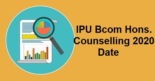 IPU Bcom Hons. Counselling 2020 Date